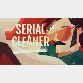 SERIAL CLEANER STEAM KEY GLOBAL (INSTANT DELIVERY)