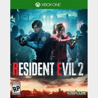 RESIDENT EVIL 2 [Region US] [Xbox One Game Key] [Instant Delivery]