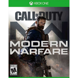 Call of Duty: Modern Warfare [Region✔️US] [Xbox One Game Key] [Instant Delivery]