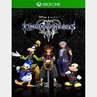KINGDOM HEARTS III [Region US] [Xbox One Game Key] [Instant Delivery]