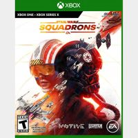 [+Get $3!] STAR WARS: Squadrons [Region US] [Xbox One Game Key] [Instant Delivery]