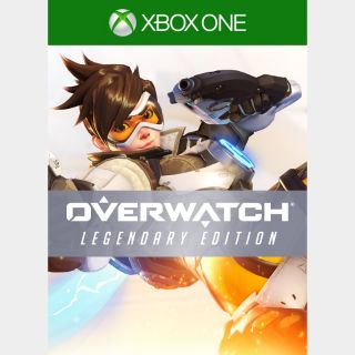 Overwatch Legendary Edition [Region US] [Xbox One, Series X|S Game Key] [Instant Delivery]
