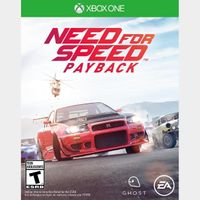 Need for Speed Payback [Region✔️US] [Xbox One Game Key] [Instant Delivery]