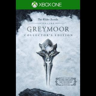 [Region✔️US] The Elder Scrolls Online: Greymoor Collector's Edition [Xbox One Game Key]