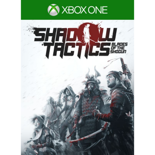Shadow Tactics: Blades of the Shogun [Xbox One Game Key] [Region US] [Auto Delivery]