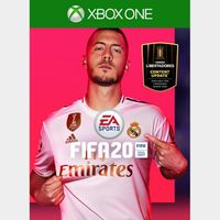 FIFA 20 [Region US] [Xbox One Game Key] [Instant Delivery]