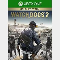 Watch Dogs 2 - Gold Edition [Region US] [Xbox One Game Key] [Instant Delivery]