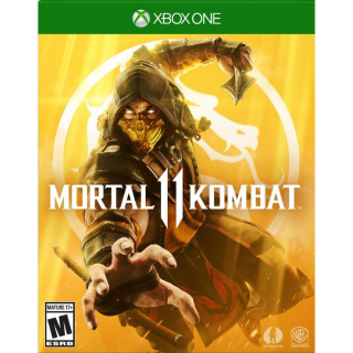 [Region✔️US] Mortal Kombat 11 [Xbox One Game Key] [Auto Delivery]