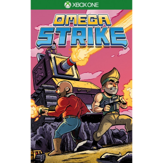 Omega Strike [Xbox One Game Key] [Region US] [Auto Delivery]