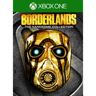 Borderlands: The Handsome Collection [Region US] [Xbox One Game Key]