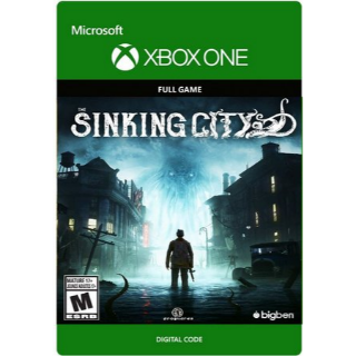 The Sinking City [Xbox One Game Key] [Region US] [Auto Delivery]