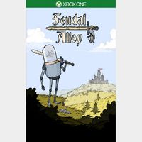 Feudal Alloy [Xbox One Game Key] [Region US] [Instant Delivery]