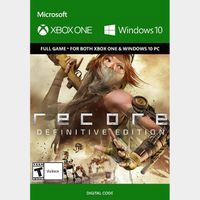 ReCore [Region US] [Xbox One, Windows 10] [Instant Delivery]