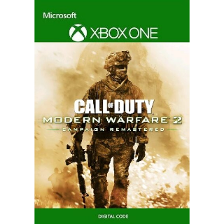 Call of Duty: Modern Warfare 2 Campaign Remastered [Xbox One Game Key] [Region US]