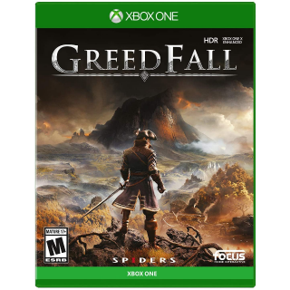 GreedFall [Xbox One Game Key] [Region US] [Instant Delivery]