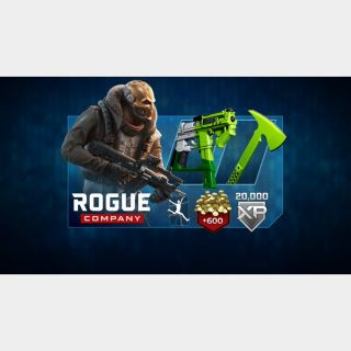 Rogue Company: Season Two Perk Pack [Xbox Series X S, Xbox One] [Auto Delivery]