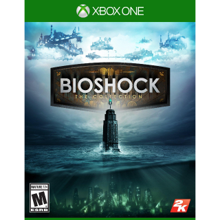 BioShock: The Collection [Xbox One Game Key] [Region US] [Instant Delivery]