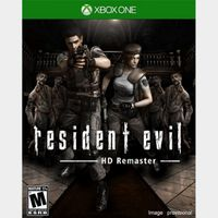 Resident Evil [Region US] [Xbox One Game Key] [Instant Delivery]