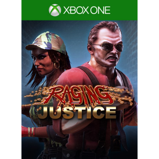 Raging Justice [Xbox One Game Key] [Region US] [Auto Delivery]