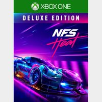 (US) Need for Speed Heat Deluxe Edition [Region US] [Xbox One Game Key] [Instant Delivery]