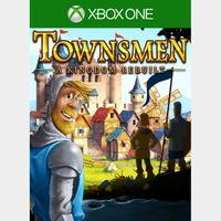 Townsmen - A Kingdom Rebuilt [Region US] [Xbox One Game Key] [Instant Delivery]