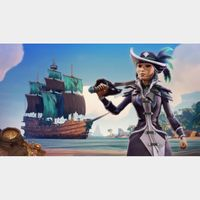 Sea of Thieves Nightshine Parrot Bundle [Xbox One, Windows 10] [Auto Delivery]