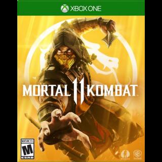 Mortal Kombat 11 [Xbox One Game Key] [Region US] [Auto Delivery]