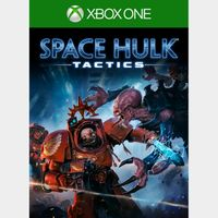 Space Hulk: Tactics [Region US] [Xbox One Game Key] [Instant Delivery]