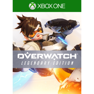 Overwatch Legendary Edition [Region US] [Xbox One Game Key] [Instant Delivery]
