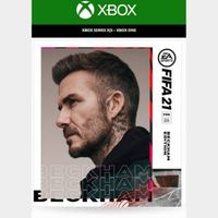 FIFA 21 Beckham Edition Xbox One & Xbox Series X|S [Region US] [Game Key] [Instant Delivery]