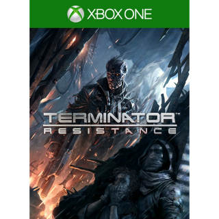 TERMINATOR: RESISTANCE [Xbox One Game Key] [Region✔️US] [Auto Delivery]