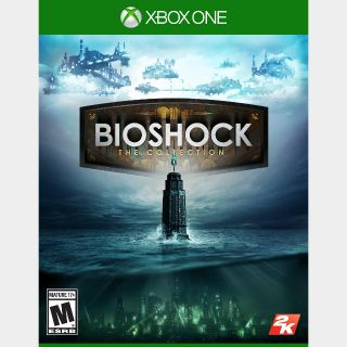 BioShock: The Collection [Region US] [Xbox One, Series X|S Game Key] [Instant Delivery]
