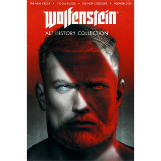 Wolfenstein: Alt History Collection [Region US] [Xbox One Game Key] [Instant Delivery]