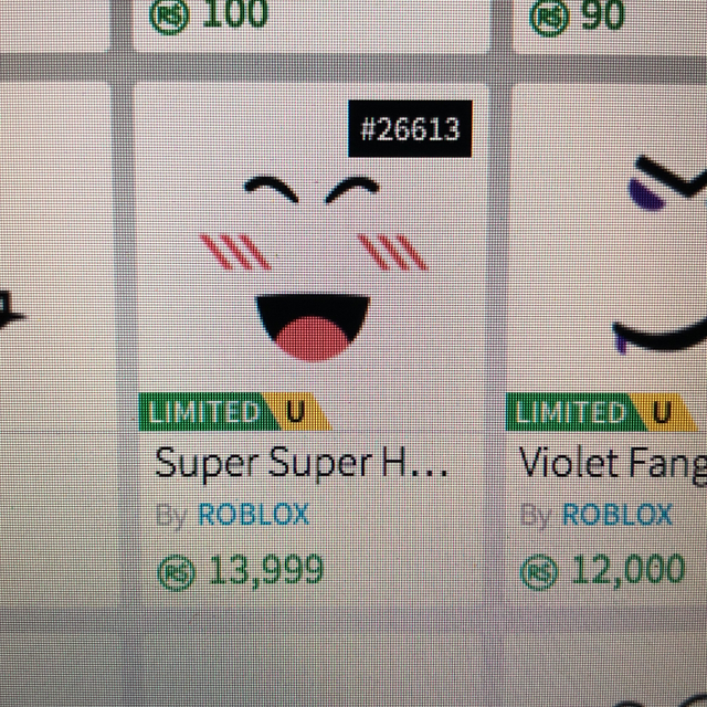 Collectibles Super Super Happy Face In Game Items Gameflip