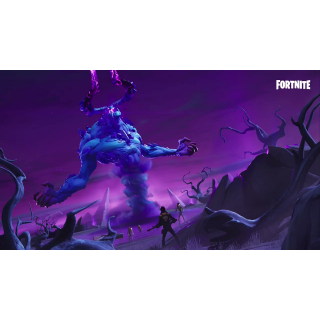I will Defeat the storm king with you!