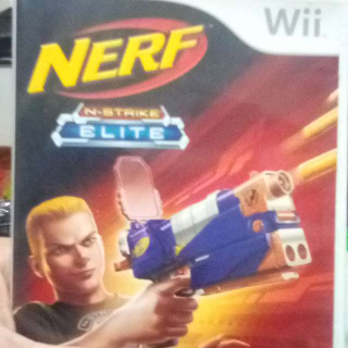 Nerf Nstrike Elite Wii