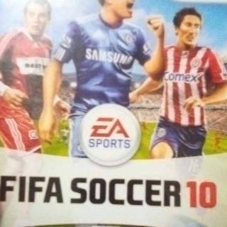 Wio FIFA Soccer 10