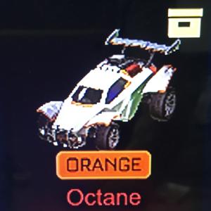 Octane | Orange