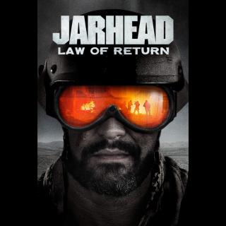 Jarhead: Law of Return HD Movies Anywhere Digital Movie Code USA