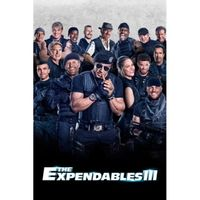 The Expendables 3 Vudu Digital Movie Code USA, Unknown if SD or HD