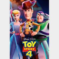 Toy Story 4 HD Movies Anywhere Split Digital Movie code USA