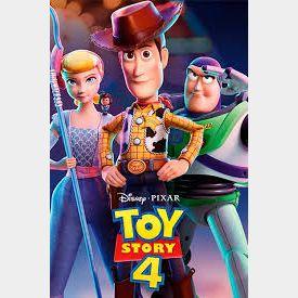 Toy Story 4 HD Movies Anywhere Split Digital Movie code USA