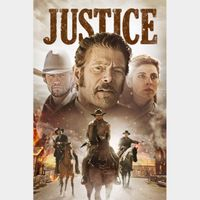 Justice iTunes USA Digital Movie Code!