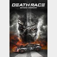 Death Race: Beyond Anarchy Unrated HD Movies Anywhere Digital Movie Code USA