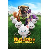The Nut Job 2: Nutty by Nature iTunes USA digital Movie Code (Redeem in itunes, Ports From to itunes to Movies Anywhere)