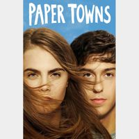 Paper Towns HD Movies Anywhere Digital Movie Code USA
