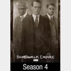 Boardwalk Empire Season 4 Google Play USA Digital Code