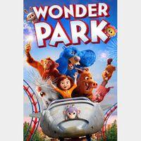 Wonder Park Vudu HD Digital Movie Code USA