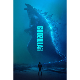 Godzilla: King of the Monsters HD Movies Anywhere Digital Movie Code USA