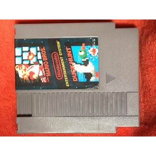 Super Mario Bros. and Duck Hunt NES